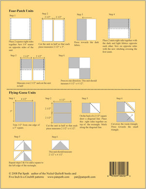 Five Inch Square Reference Guide