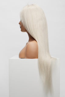 Cool Ultra Blonde Wig