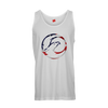 CLT PHOENIX - Stars & Stripes Tank Top