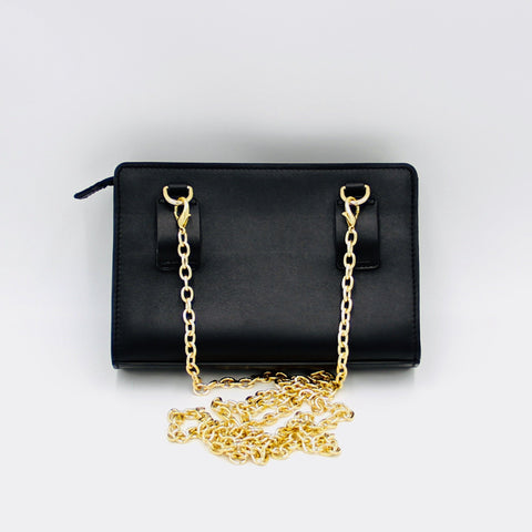 crossbody, clutches, soclutch, color-gold-black