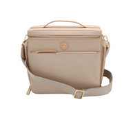 PurseSee Classic Leather Vanity Case SALE