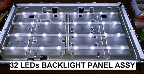 32 LED backlight panel