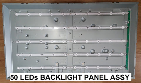 50 LED backlight panel