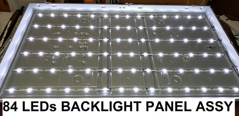 84 LED backlight panel