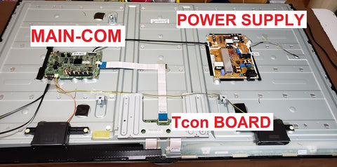 LED TV boards