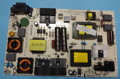 193861 RSAG7.8206389/ROH LC-50N6000 SHARP Power Supply / LED Board
