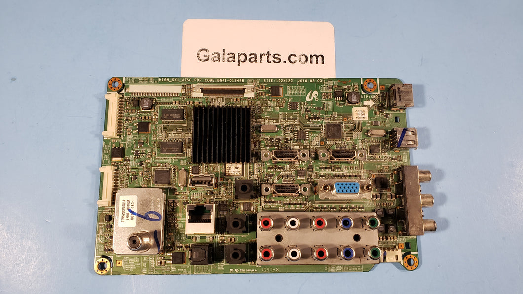 PN50C590 BN41-01344B MAIN BOARD - Electronics TV Parts - GalaParts.com