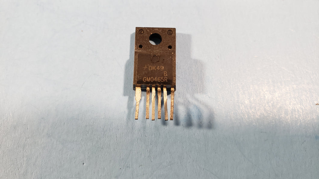 GM0465R IC power free Canada shipping - Electronics TV Parts - GalaParts.com