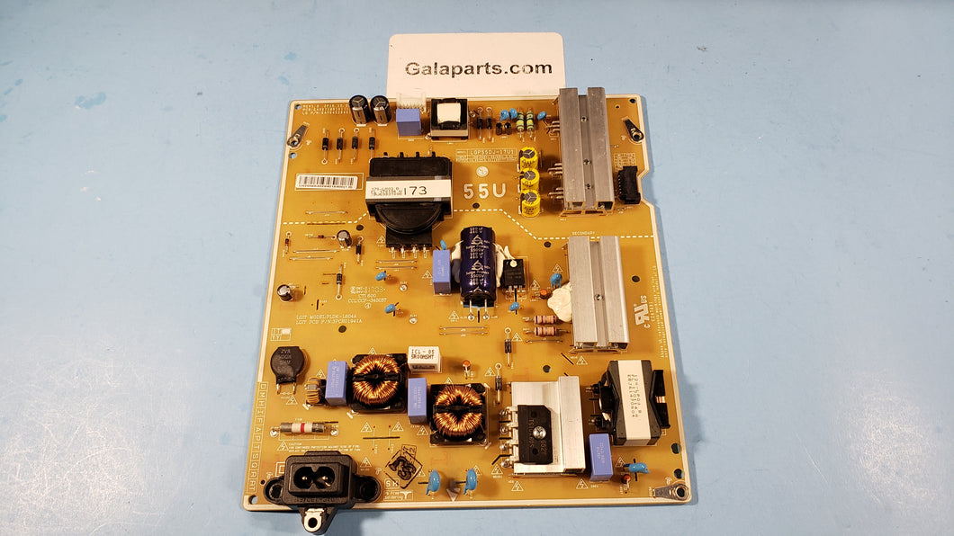 LGP55DJ-17U1 EAX67189101 EAY64529401 PLDK-L604A 3PCR01941A power board LG 55UJ6300 - Electronics TV Parts - GalaParts.com