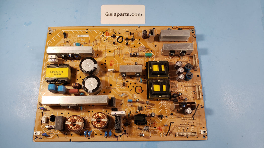 KLV-40S200A G2 power board 1-869-027-12 A1169591D - Electronics TV Parts - GalaParts.com