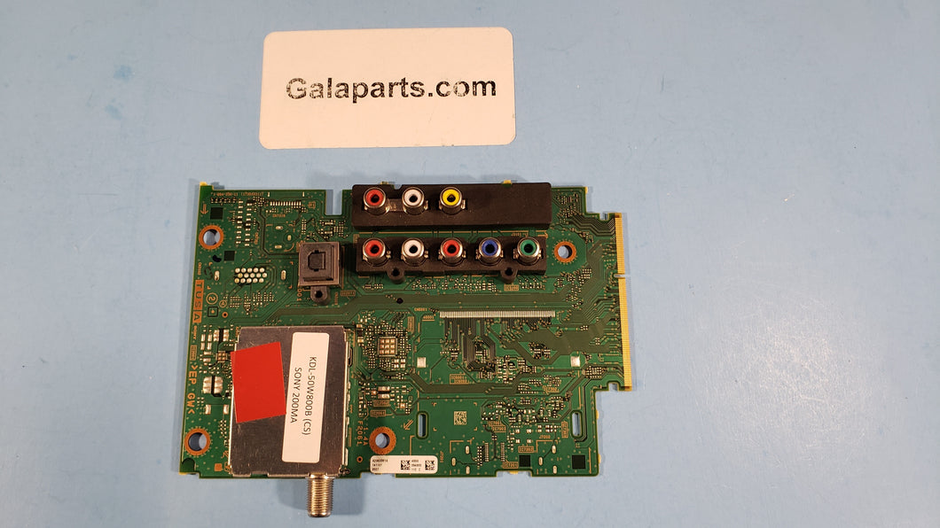 A2063361A 1-894-336-11 KDL-50W800B MAIN BOARD - Electronics TV Parts - GalaParts.com