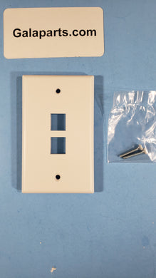 10 pcs x CAT CTSWP-2WP 2-PORT QP WALLPLATE commercial SAN 772 - Electronics TV Parts - GalaParts.com