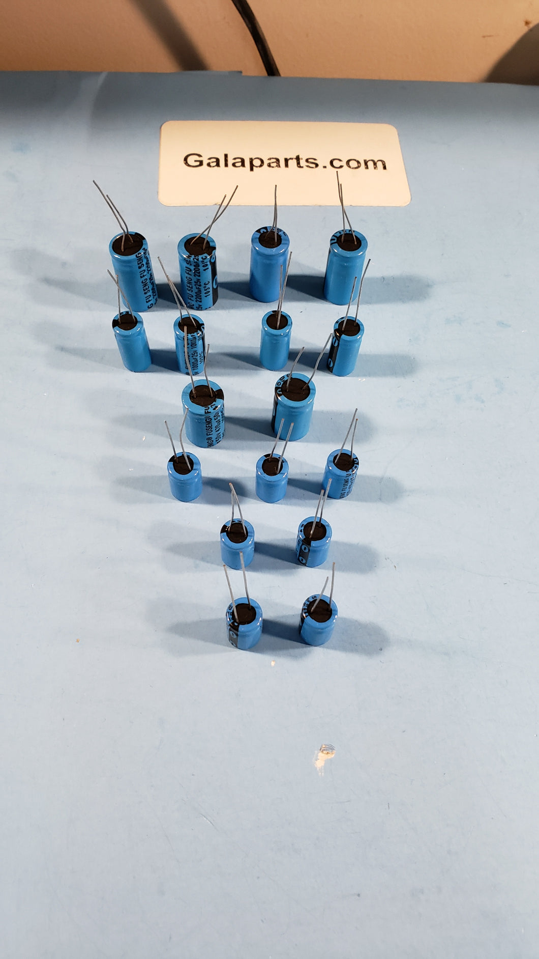 220uF 330uF 470uF 1000uF 2200uF Electrolytic Capacitor KIT,  FREE CANADA SHIPPING - Electronics TV Parts - GalaParts.com