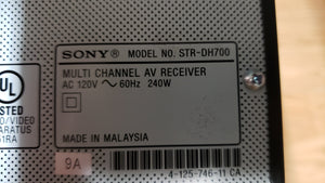 1-878-366-12 STR-DH700 SONY HDMI SIGNAL  BOARD - Electronics TV Parts - GalaParts.com