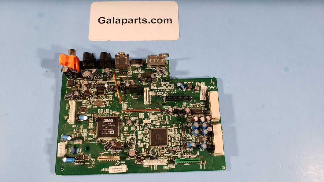 1-878-776-11 STR-DH700 SONY AMPLIFIER PRE-AMP DIGITAL SIGNAL BOARD - Electronics TV Parts - GalaParts.com