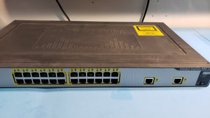 Cisco Catalyst Express 500 Series Switch WS-CE500-24TT Web Based Control - Electronics TV Parts - GalaParts.com