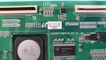 Load image into Gallery viewer, LN40B650T1F T con board 2009FA7M4C4LV0.9 SAMSUNG - Electronics TV Parts - GalaParts.com