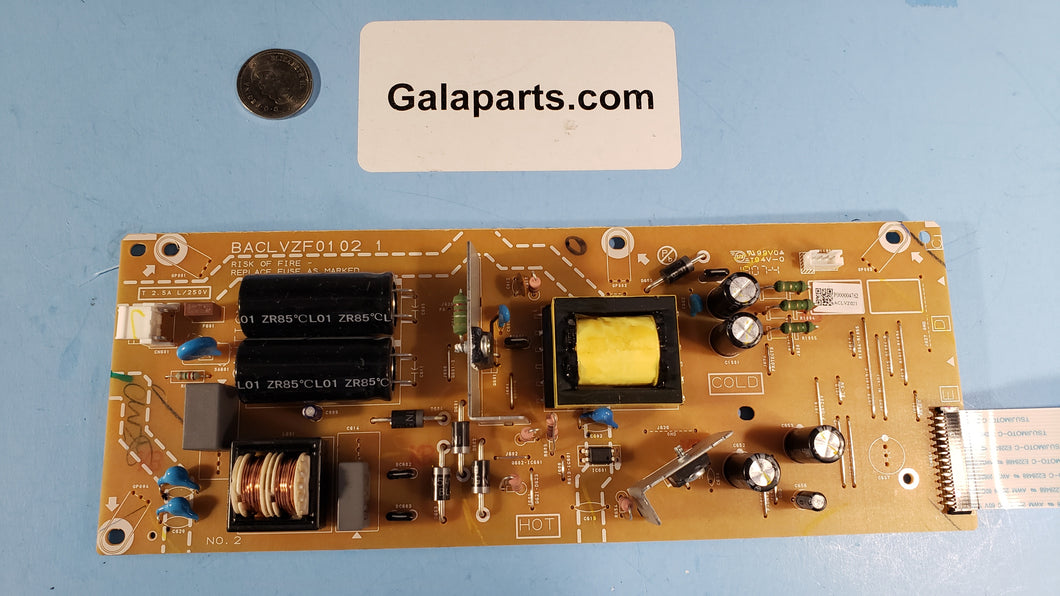 BACLVZF01021 power board Philips 43PFL5704-F7 - GalaParts.com