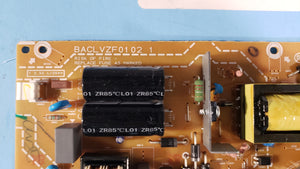 BACLVZF01021 power board Philips 43PFL5704-F7