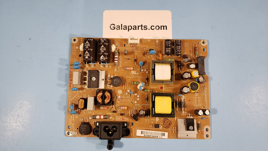 32LB5600 LG POWER BOARD LGP32-14PL1 EAX65391401 - Electronics TV Parts - GalaParts.com