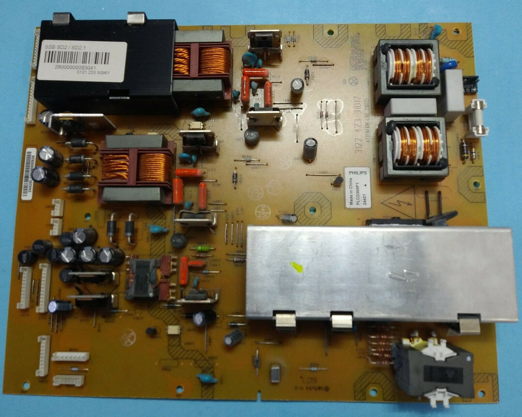 3122 423 31812 PLCD300P1 37PFL5332D/37 PHILIPS POWER Board - Electronics TV Parts - GalaParts.com
