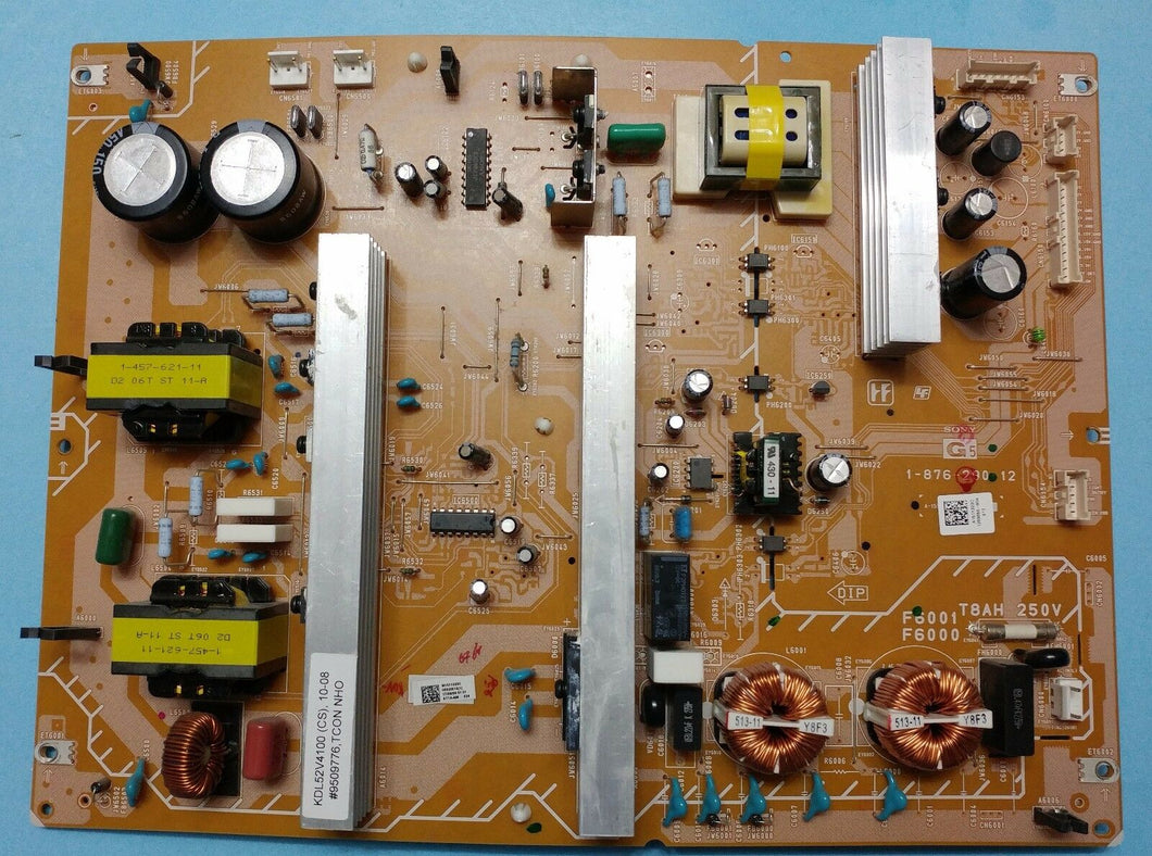 A1511323C 1-876-290-12 G5  KDL-52V4100 SONY Power Supply board - Electronics TV Parts - GalaParts.com