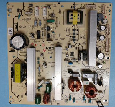 1-878-688-11 D6N  A1663218A  KDL-40XBR9 SONY POWER  board - Electronics TV Parts - GalaParts.com