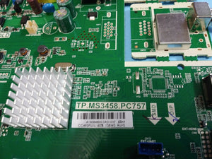 TP.MS3458.PC757 A18084800 RLDED5098-B RCA main board - Electronics TV Parts - GalaParts.com