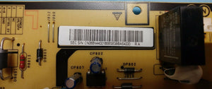 BN44-00166B LNT4661FX SAMSUNG POWER SUPPLY BOARD