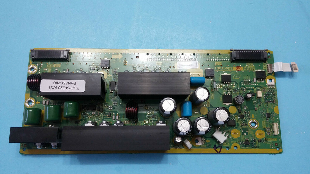 PANASONIC TXNSS1LVUU TNPA5082 SS board for TC-P54G25 TC-P54G20 TC-P54S20 - Electronics TV Parts - GalaParts.com