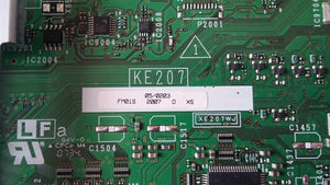 KE207 FM01S SHARP LC-46D64U main board - Electronics TV Parts - GalaParts.com