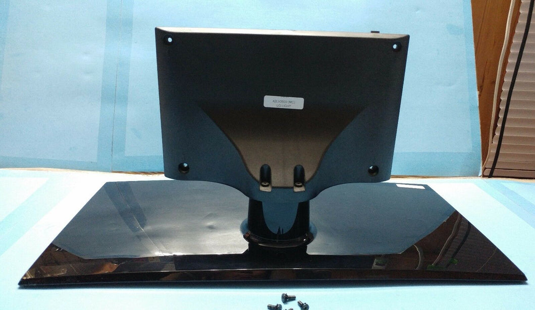 42LV3500 LG  TV BASE STAND PEDESTAL SALE AS IS - Electronics TV Parts - GalaParts.com
