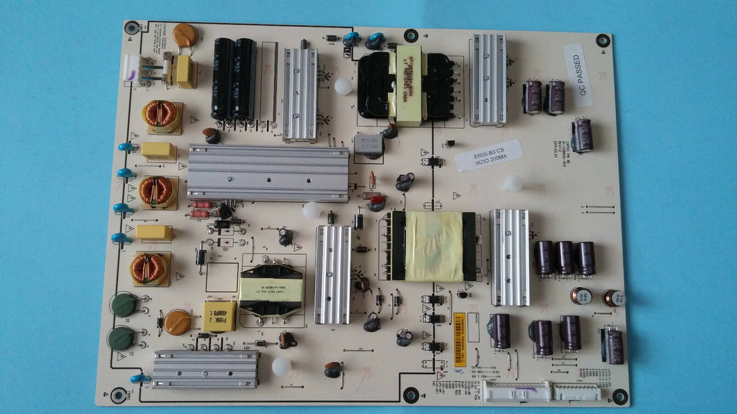1P-113B800-1012  E600i-B3   VIZIO  power supply  board