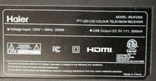 Load image into Gallery viewer, DH1TKFM0305M T.MS3458.U801  HV650QUB-N9D Main Board 65UF2505 HAIER