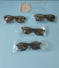 Load image into Gallery viewer, 4 x original genuine LG 3D glasses for cinema smart TV AG-F301 NEW in box