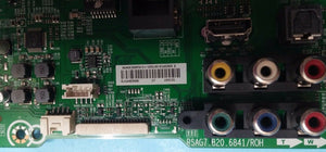 RSAG7.820.6841/ROH 193130/160303   LC-40N5000U SHARP main board - Electronics TV Parts - GalaParts.com