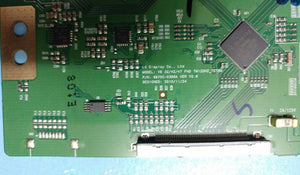 6870C-0368A 2555C  T-Con Board for 42LV3500 LG