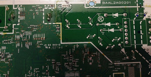BAAL2AG0201 FW-40R48FC SANYO main board - Electronics TV Parts - GalaParts.com
