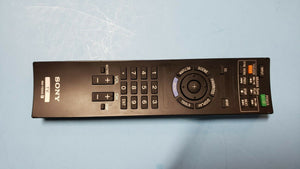 SONY RM-YD034 TV Remote Control original - Electronics TV Parts - GalaParts.com