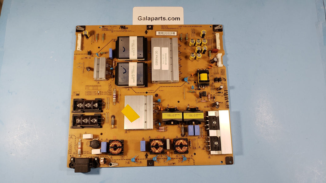 60LN5600 60LN5400 60LA7400 EAX64908201 LGP60-13P 3PCR00118A - Electronics TV Parts - GalaParts.com