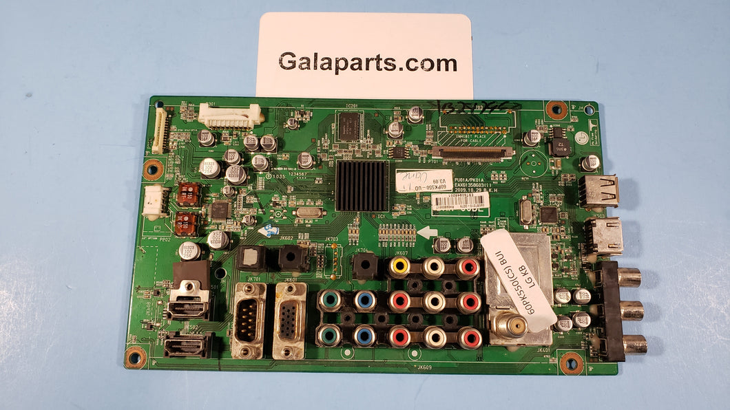 60PK550 LG MAIN BOARD EAX61358603 - Electronics TV Parts - GalaParts.com