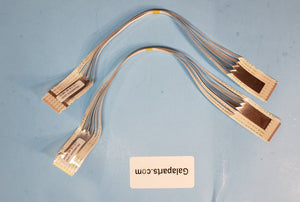 65UM6900 EDA64666301 EDA64666302 ribbon film cables set 2 pcs - Electronics TV Parts - GalaParts.com