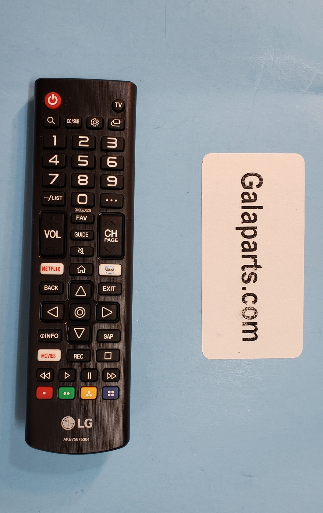 65UM6900 LG TV remote AKB75675304 - Electronics TV Parts - GalaParts.com