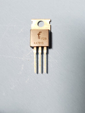 7815 7812 IC Regulator - Electronics TV Parts - GalaParts.com