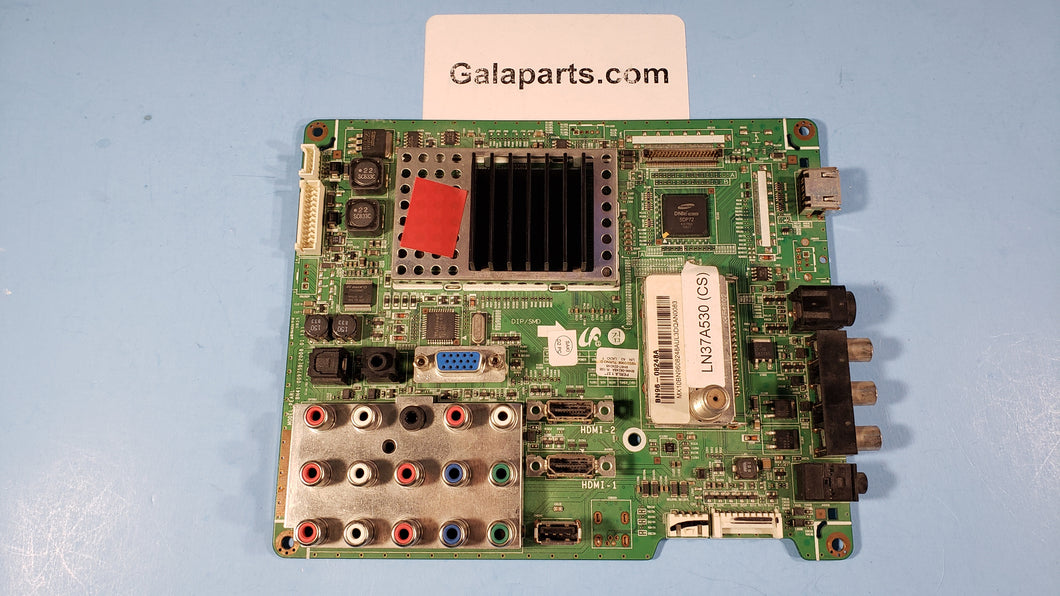 BN96-08248A BN97-02424B BN41-00975B LN37A530 MAIN BOARD - Electronics TV Parts - GalaParts.com