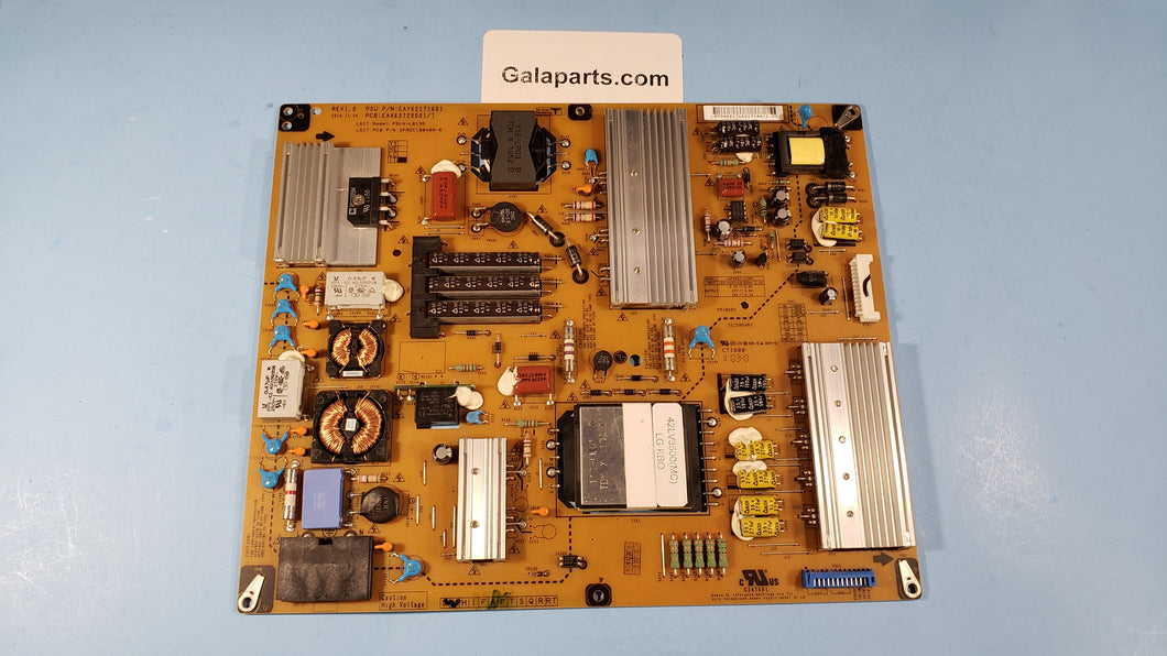 EAX63729001 EAY62171601 LGP4247-11SPL 42LV3500 POWER BOARD