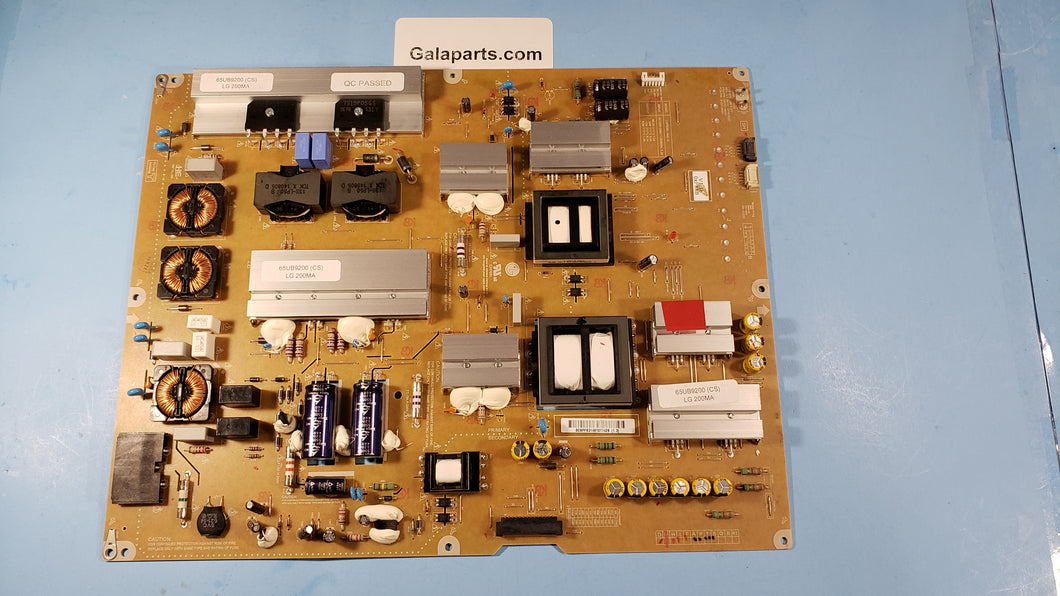 LGP5565-14UL12 65UB9200 EAY63149101 B12D139101 LG POWER BOARD - Electronics TV Parts - GalaParts.com