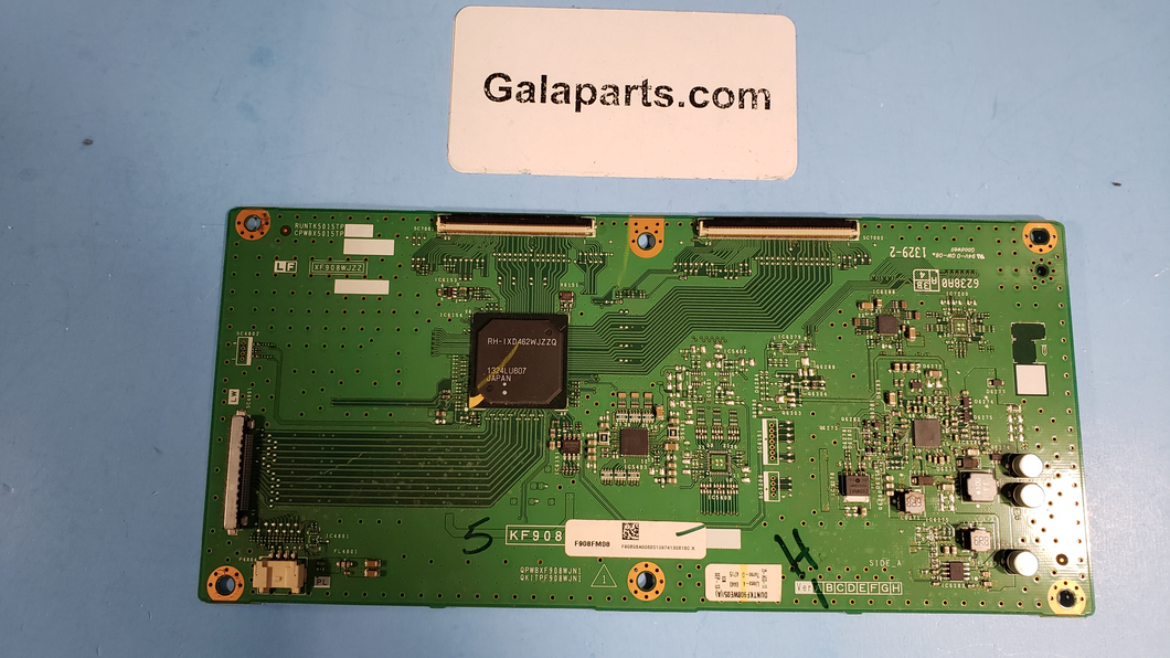 KF908 F908FM08 DUNTKF908WE05 QPWBXF908WJN1 LC-60LE550 - Electronics TV Parts - GalaParts.com