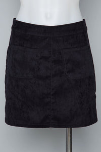 LUPITIN MINI SKIRT - Black