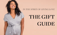 Giving Love - Holiday Gift Guide 2019 | Carry Maternity | Toronto Canada